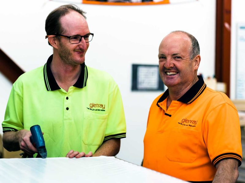 Bed Base Manufacturing | Glenray Industries, Bathurst