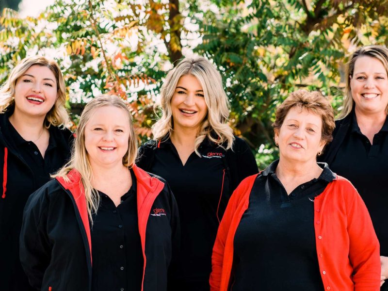 Glenray Team | Glenray Industries, Bathurst