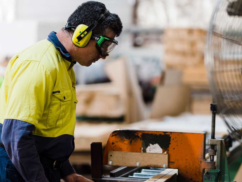Timber Products Manufacturing | Glenray Industries, Bathurst
