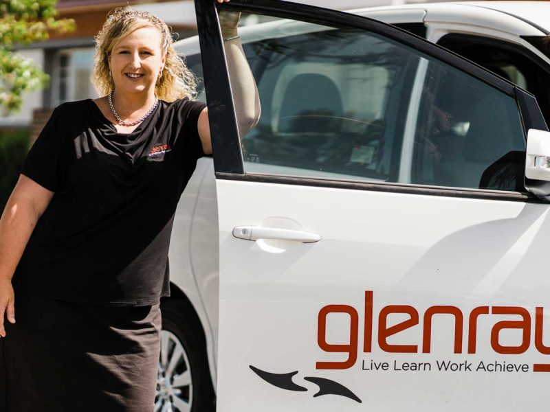 Transport Support | Glenray Industries, Bathurst
