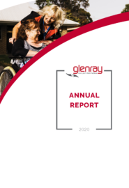 Annual Report 2020 - Front Page